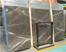 Pietra Grigio Marble,Graphite Grey Marble,Petra Gray,Polished Slabs