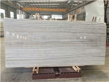 Putin Wood Grain Marble Big Slabs & Tiles,Vein-Cut Polished Surface
