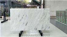 Quarry Owner White Marble Slabs, Hotel Project Decorative Material