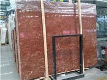 Red Marble Slab&Tile,Three Gorges Red Marble,China Rose Red Marble