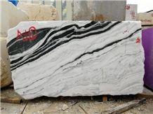 Turkey Panda White Marble Blocks,Home Decoration Stones,Own Quarried