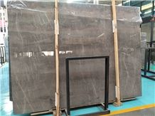 Water Cloudy Grey Marble Slab&Tile/Polished and Honed/China Marble