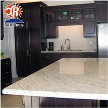 Cheaper River White Solid Color Granite Countertop