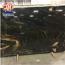 Chinese Supplier Brazil Black Cosmic Granite Price