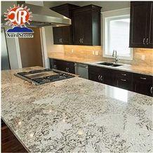 Charmant Home Depot Alaska White Granite Countertop Prefab Counter Tops