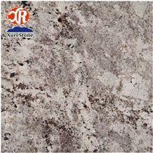 Hot Sale Alaska White Granite for Counter Top Price Per Square Meter 2018