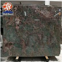 Hot Sale Import Stone Amazonite Granite Slabs Tiles