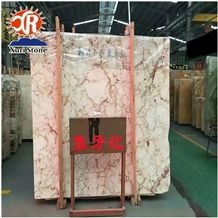 Ivory Red Marble White with Red Veins Red Marble Stone Of Euphorbia
