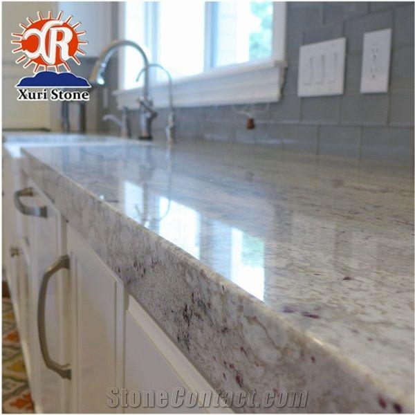 White Granite Stone Countertops Colors