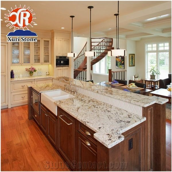 Lowes White Colors Bianco Antico Granite Prefab Kitchen Countertop   Fujian  Nanu0027An Xuri Stone Co.,Ltd