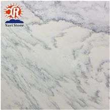 Natural Alabama White Marble Floor Tiles for Sale