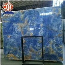 Popular Natural Italy Blue Onyx Glaciale Data on Onice Glaciale