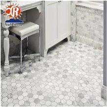 Umbrella Mosaic White Tiles, Hotel Bar Decorative Materials