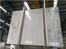New Pirgon Alas Marble Slabs & Tiles,Jazz White Floor Tiles