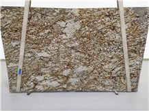 Avorio Yellow Granite Slabs
