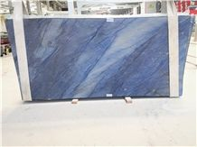 Azul Imperiale Quartzite Slabs