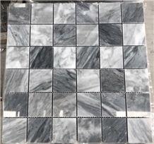 Bardiglio Grigio Grey Carrara Mosaic