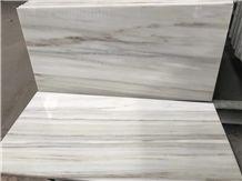 Carrara Zebrino,Zebrino Bluette Marble Slabs & Tile, Bianco Zebrino
