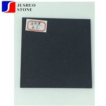 China Hainan Dark and Grey Honed Polished Basalt Floor Tile and Slab