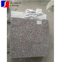 Granite G664 Gravestone, Tombstone, Monuments, Memorials, Headstone