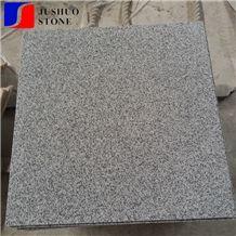 Hebei G603 White Grey,Bianco Crystal,Linen Sesame Granite Floor Tile