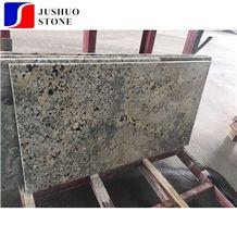 Indian Quarry Petrous Cream Granite Stone Polished Tile for Flooring