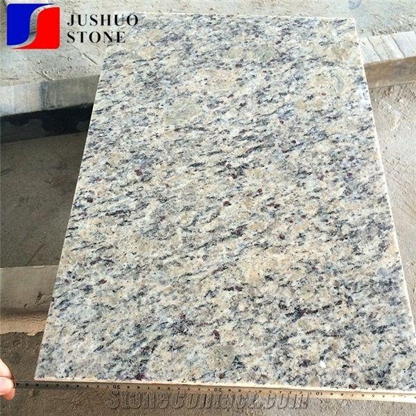 Giallo Santa Cecilia Granite Tile Slab