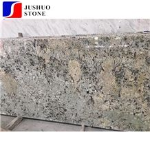 Polished Petrous Cream Granite Tile Slab
