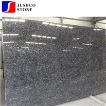 Polished Silver Pearl Granite Stone Tiles Slab