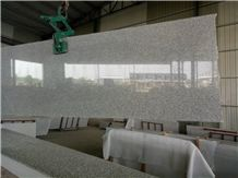 Factory Supply Quality Polished White Granite Wuhan G603