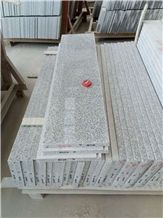 Hubei New G603 Granite Stairs for Projects