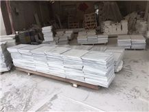 Blue Cloud China White Marble Wall Tile,Floor Covering Panel Slab in Stock
