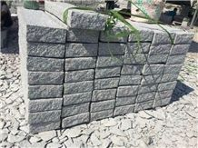 G654 Padang Dark Sesame Grey Granite Palisade,Garden Pillar Exterior