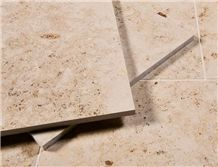 Jura Beige Limestone Wall Panel Tile,German Cream Honed Floor Covering Pattern