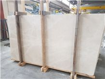 Crema Uno Marble Slabs & Tiles