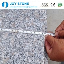 1.5cm Pear Flower Red Color G383 Granite Polished Tiles 60x60