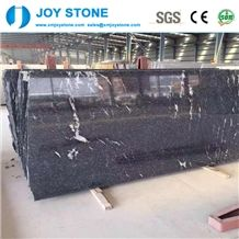 Black Snowflake Granite Factory Directly Home Appliances Small Slabs