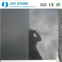 Chinese Cheap Custom Size Tiles Hainan Black Basalt 24x36