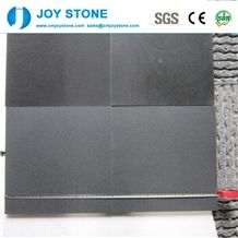 Chinese Cheap Custom Size Tiles Hainan Black Basalt 30x60