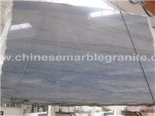 Cost-Effective Azul Macaubas Clouds Blue Quartzite Wall Covering Tiles
