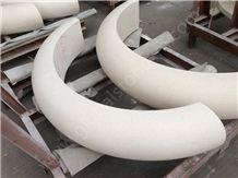 Moca Cream Column Bases
