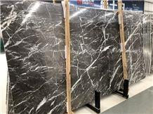 New Cyprus Grey Marble Tiles and Slabs