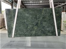 Peacock Green Marble Tiles and Slabs