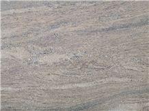 Quicksand Brown Granite Tiles and Slabs, Water Jet Brown Granite Tiles