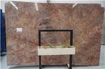 Violet Gold Marble Tiles and Slabs
