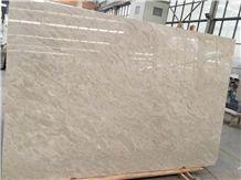 Chinese White Dream Beige Marble Slabs & Tiles,Misty Beige Marble Slab