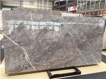 Fior Di Pesco Carnico Marble Slabs & Tiles, Italy Grey Marble