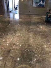 Latte Grey Marble Slabs&Tiles Building Stone China Grey Marble