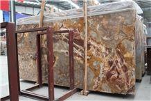 Natual Onyx South Africa Onyx Stone Flooring & Brown Onyx Wall Tiles