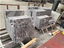 New Prodoct China Platinum Grey Marble,Tafrry Gray Marble Slabs & Tile
